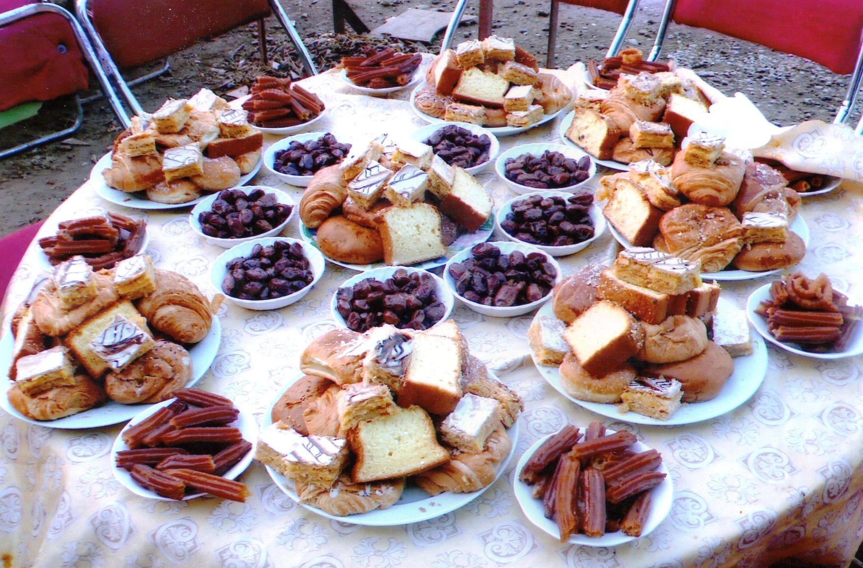 Fastenbrechen Ramadan